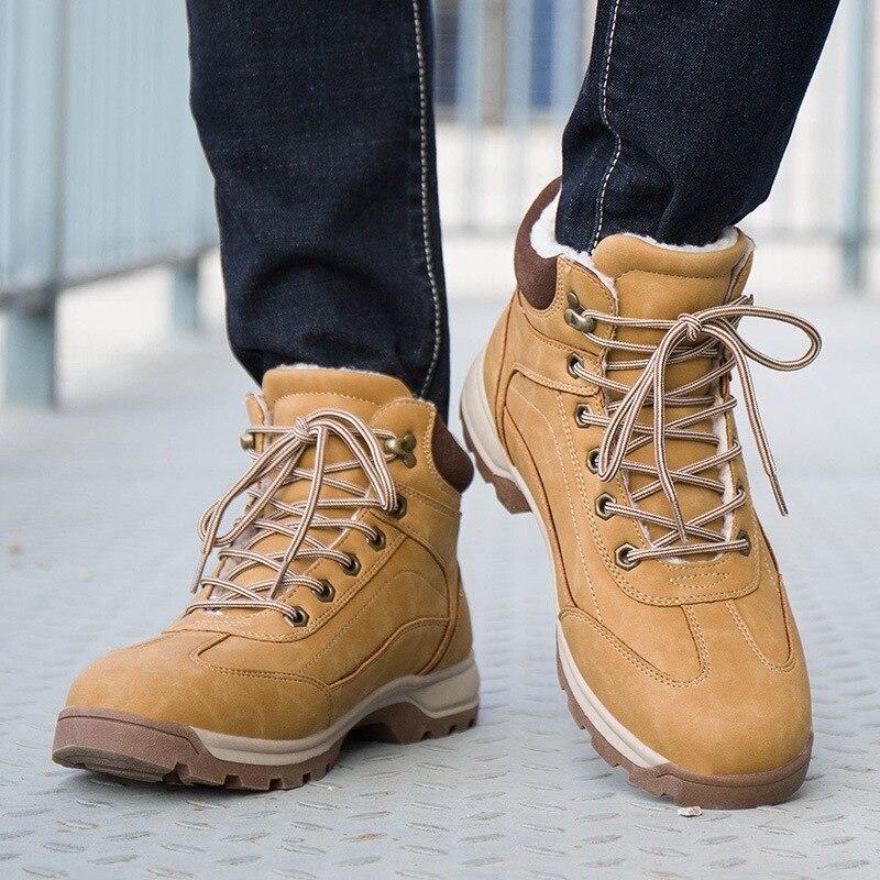 mens dress hiking boots
