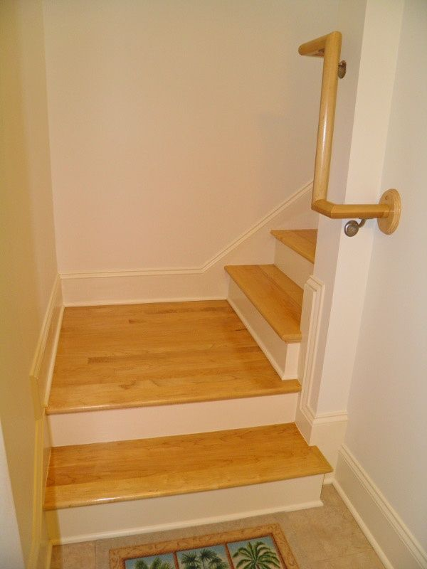 Basement Stairs Remodel   Google Search