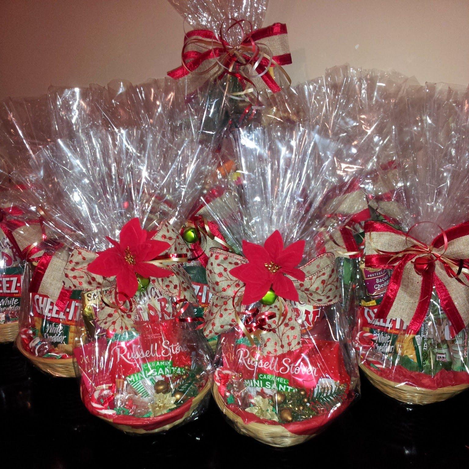 Christmas Corporate Gift Basket mini Corporate gift