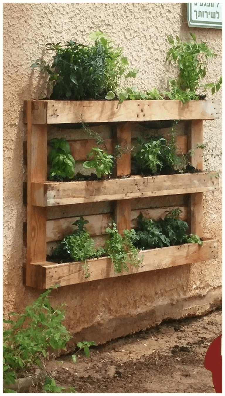 Photo of Awesome Diy Projects Pallet Garden Design Ideas 8 #palettenideen