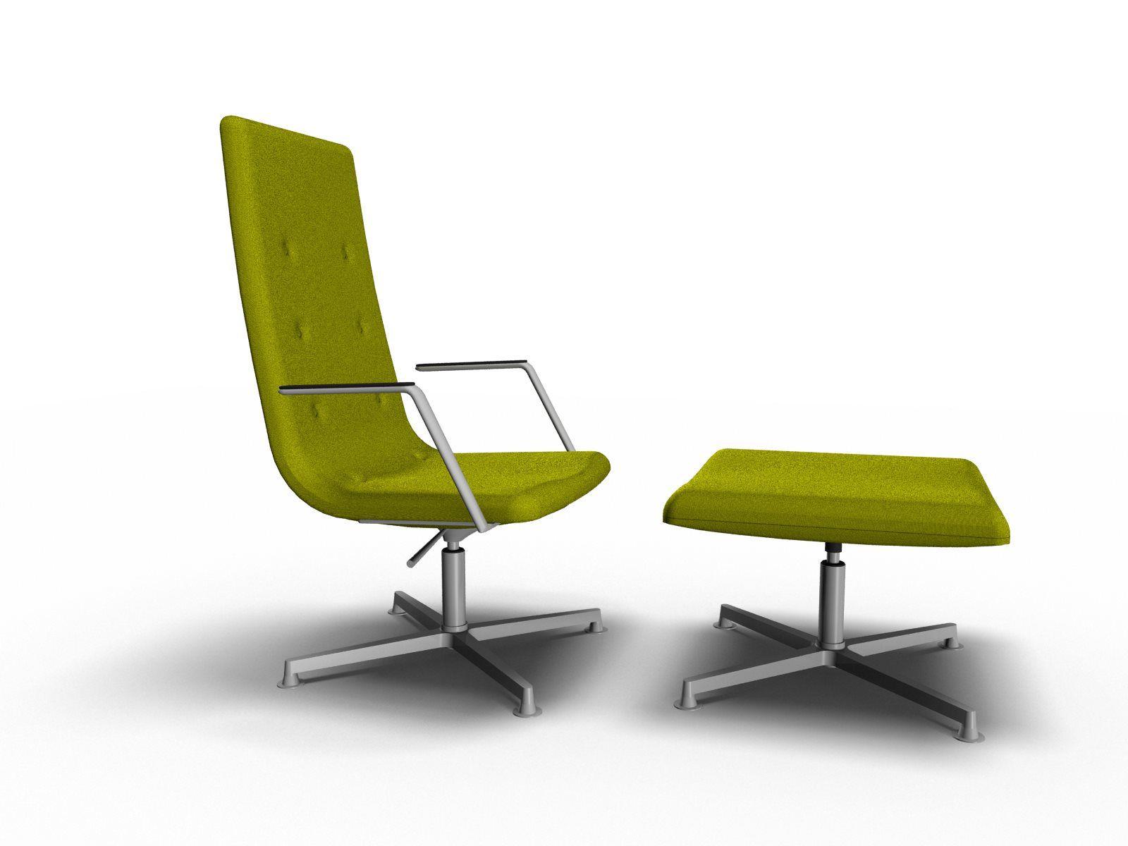 Loungesessel SKY | Klassiker Direkt #armchair #design ...