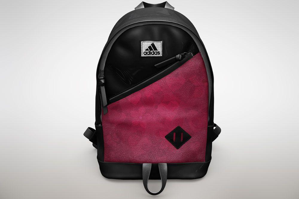 Download Free Backpack Mockup In Psd Mockup Bag Mockup Backpacks