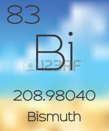 simbolo del hidrogeno la tabla peridica de los elementos de bismuto