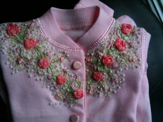 bordado blusa