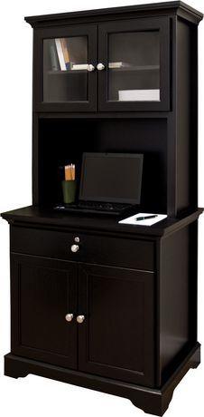Kitchen Armoire Dark Brown Walmart Ca Kitchen Armoire Home Bar Furniture Buy Furniture Online