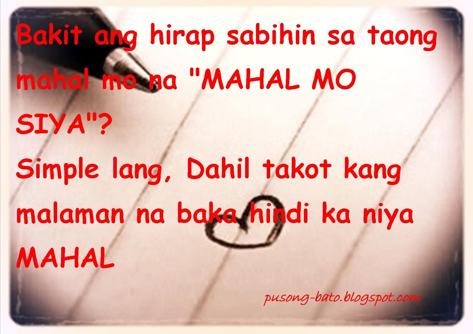 love quotes tagalog tumblr 2011 Very Nice Quotes About Love Tagalog