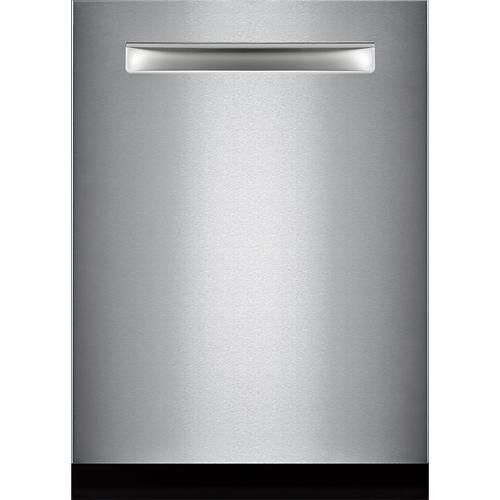 Bosch 500 Series 24 Tall Tub Built In Dishwasher Stainless