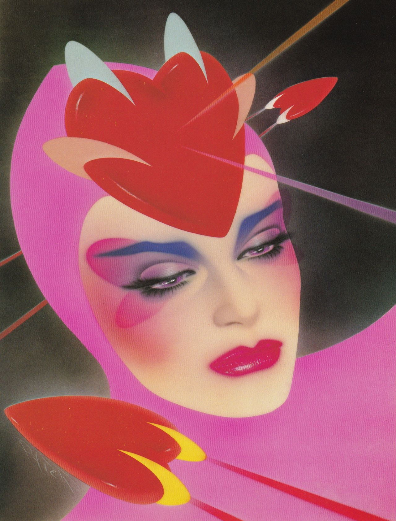 Pin by robert bruce design on 3 fun flyers art retro