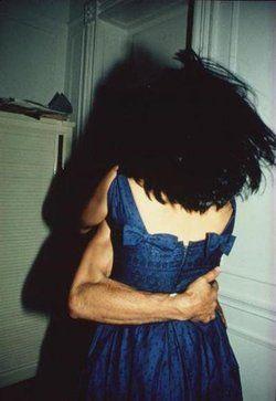 The Huge, NYC, 1980 - Nan Goldin
