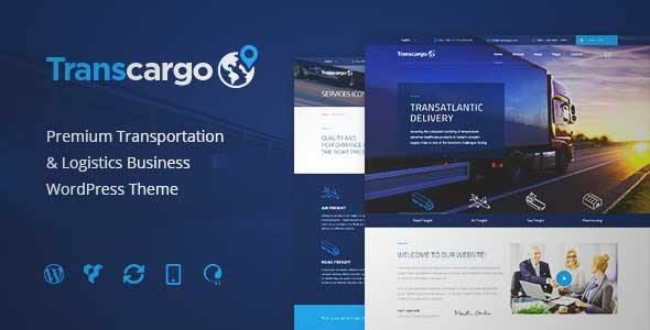 Download and review of Transcargo - Logistics, Transportation, Shipping Company WordPress Theme, one of the best Themeforest Corporative themes {Download & review at|Review and download at} {|-> }http://best-wordpress-theme.net/transcargo-logistics-transportation-shipping-company-download-review/