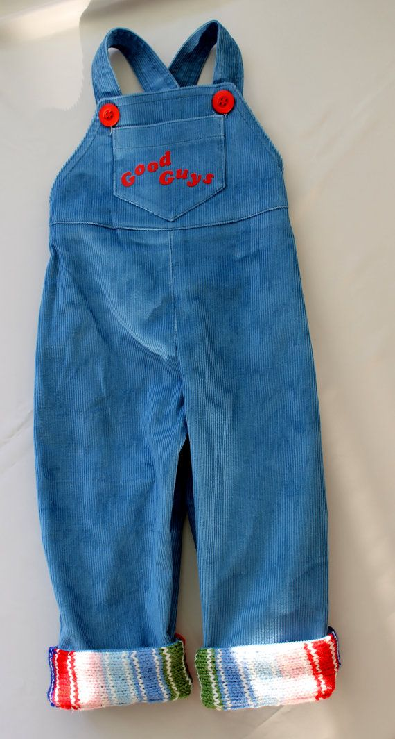 Corduroy overalls Chucky Doll Good Guys by NanaSewingSpase on Etsy