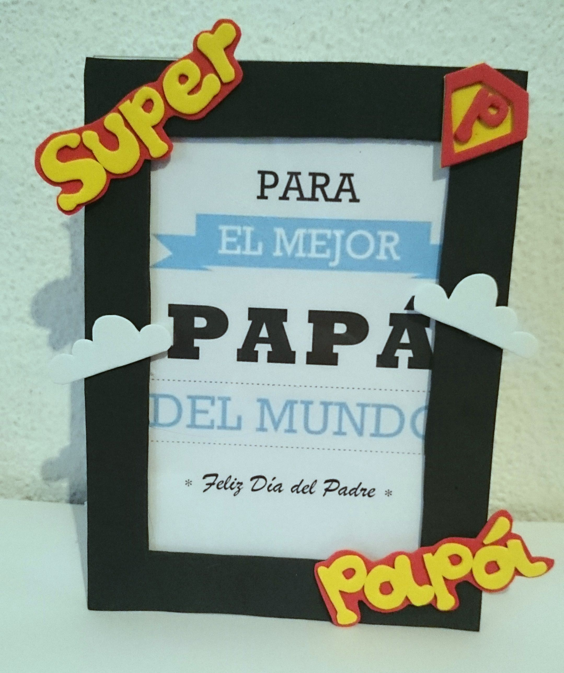 Resultado De Imagen Para Cartel En Fomi Para El Dia Del Padre