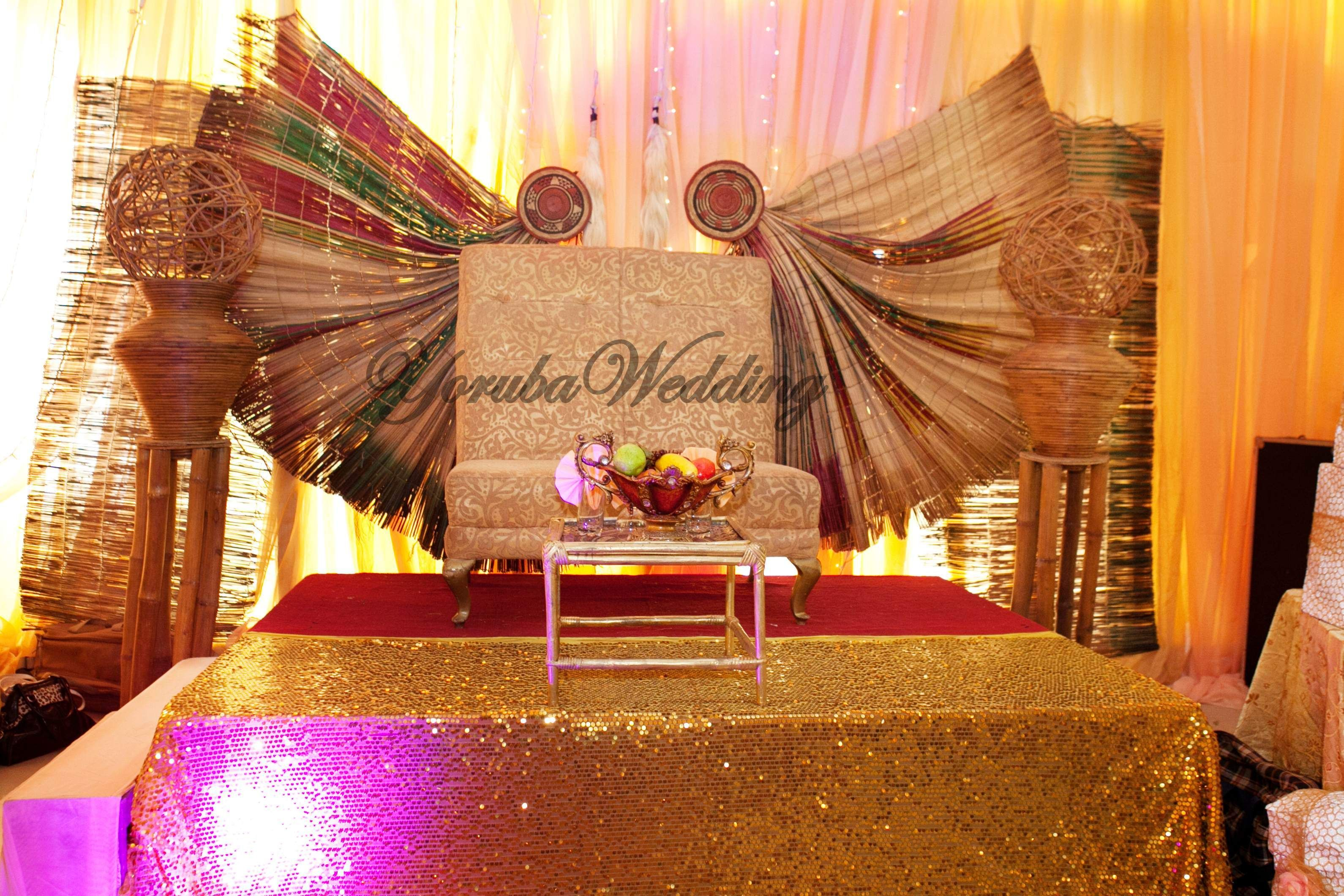 Traditional Wedding Decoration Pictures In Nigeria BEAUTIFUL