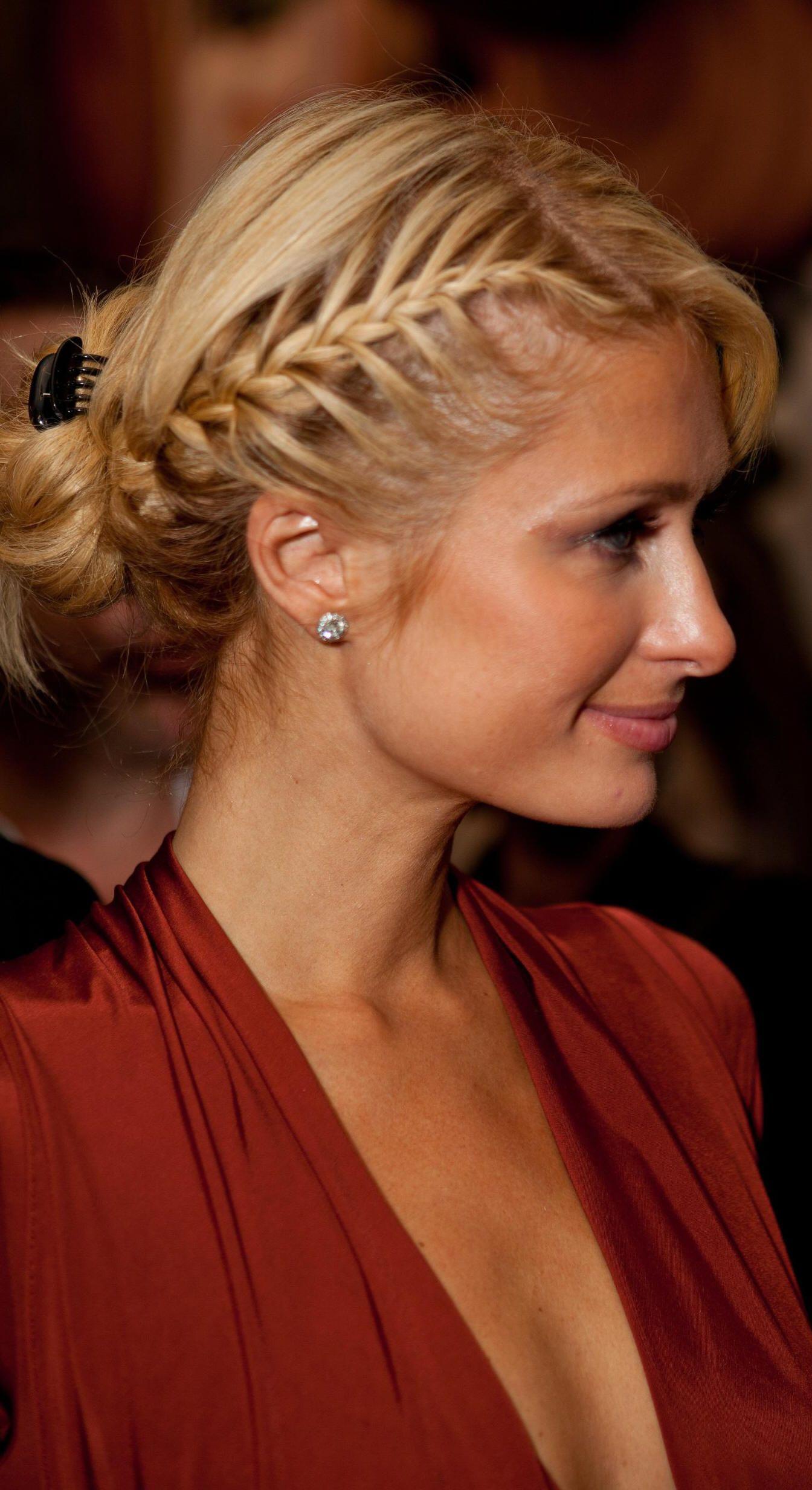 Paris Hilton Hair Style Hair Dont Care Pinterest Paris Hilton