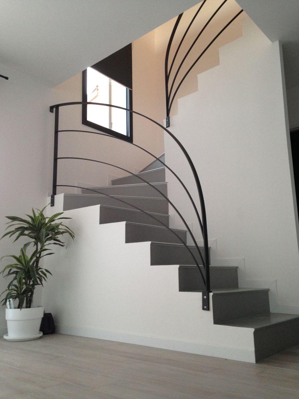 vous avez pr vu un escalier dans votre nouvelle habitation oui mais alors quel garde corps. Black Bedroom Furniture Sets. Home Design Ideas