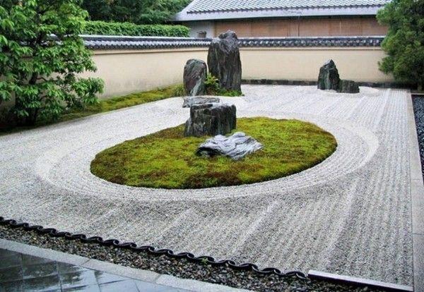 Aménagement jardin zen - quelques conseils | JAPAN--Temples | Pinterest