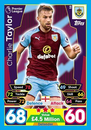 Wigan Athletic escuadrón de fútbol Trading Cards 2017-18