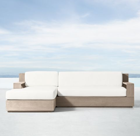 marbella furniture collection. Marbella Teak Collection - Drifted | RH Furniture