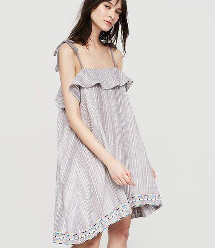 Image of Lou & Grey Folktale Ruffle Dress