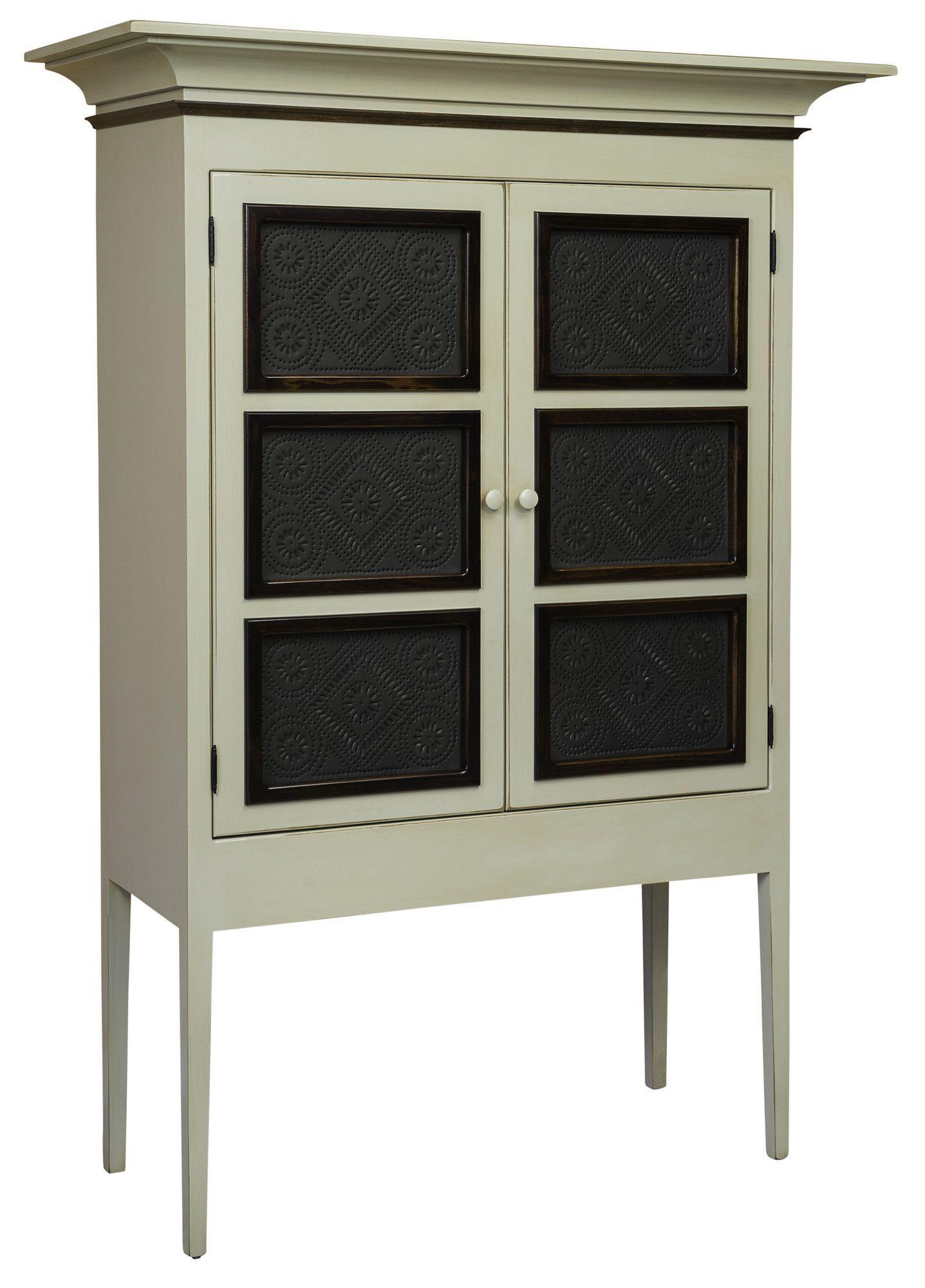 Margies Pie Safe Storage Cabinet Products Pinterest