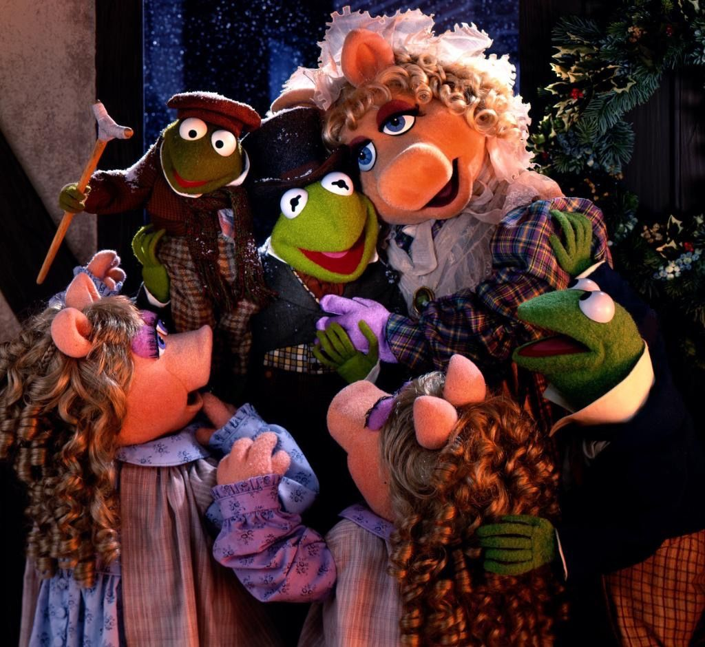 A Muppet Christmas Carol: A Muppet Christmas Carol, Absolutely Love It.