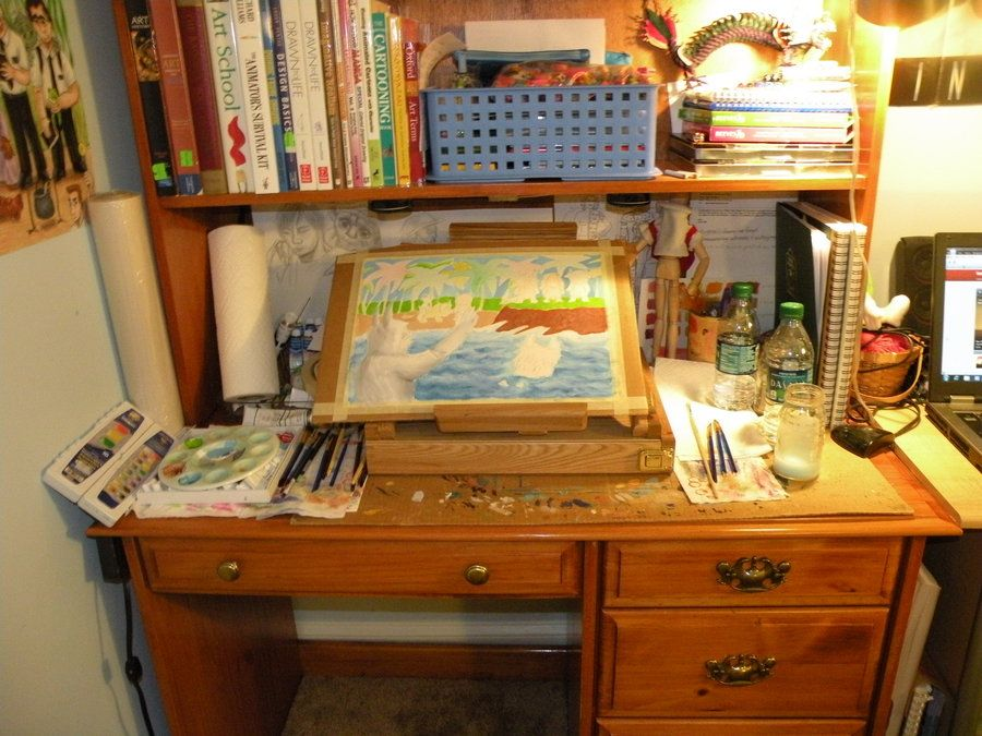 Artists Desk Google Search Artist Desk Art Desk Studio Desk