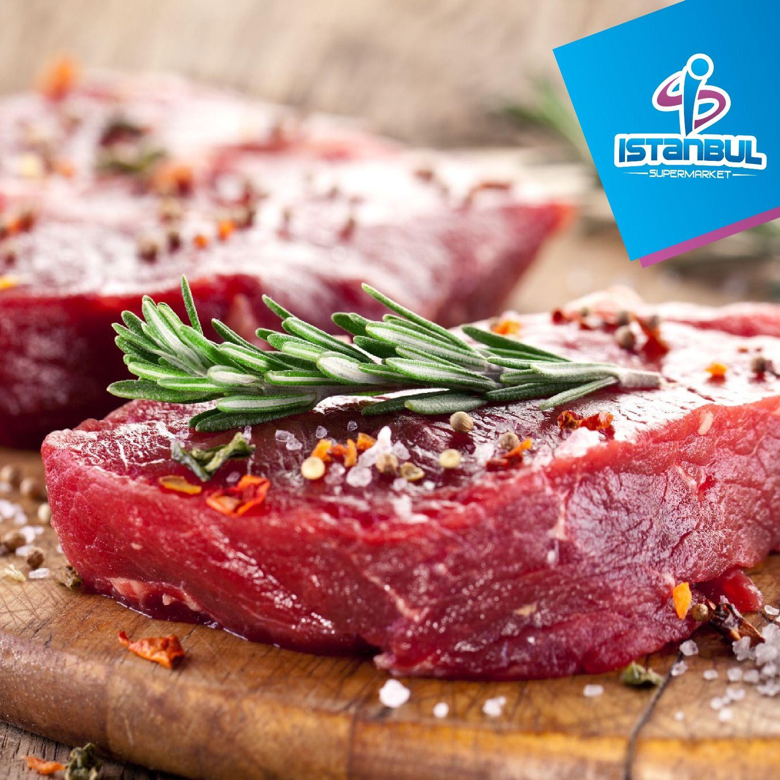 افضل انواع اللحوم الطازجة تجدونها لدى سوبر ماركت إسطنبول في جميع فروعها Prepare A Flavorful Meal To Enjoy With The Family This Friday With T Beef Food Steak