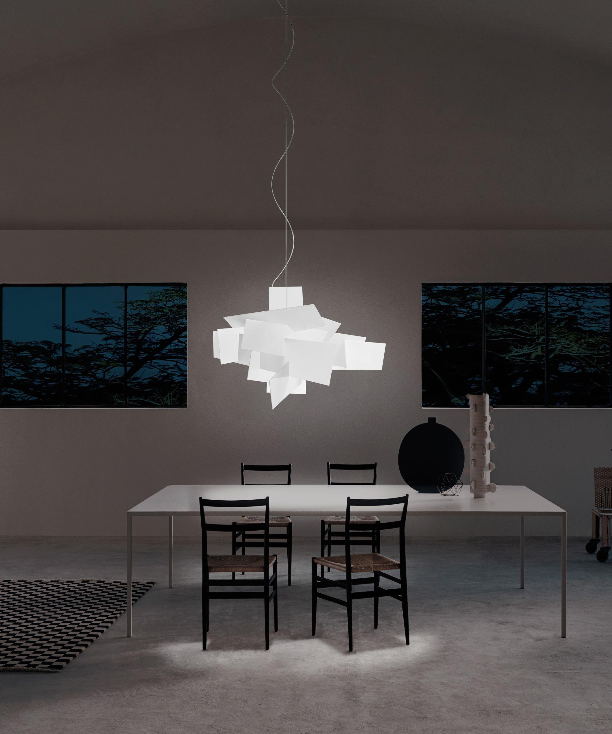 Big Bang Lampe Foscarini   The Interior Design