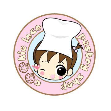 Cookie Loco Pastry Shop logo by ~Maggie-Kawaii on deviantART