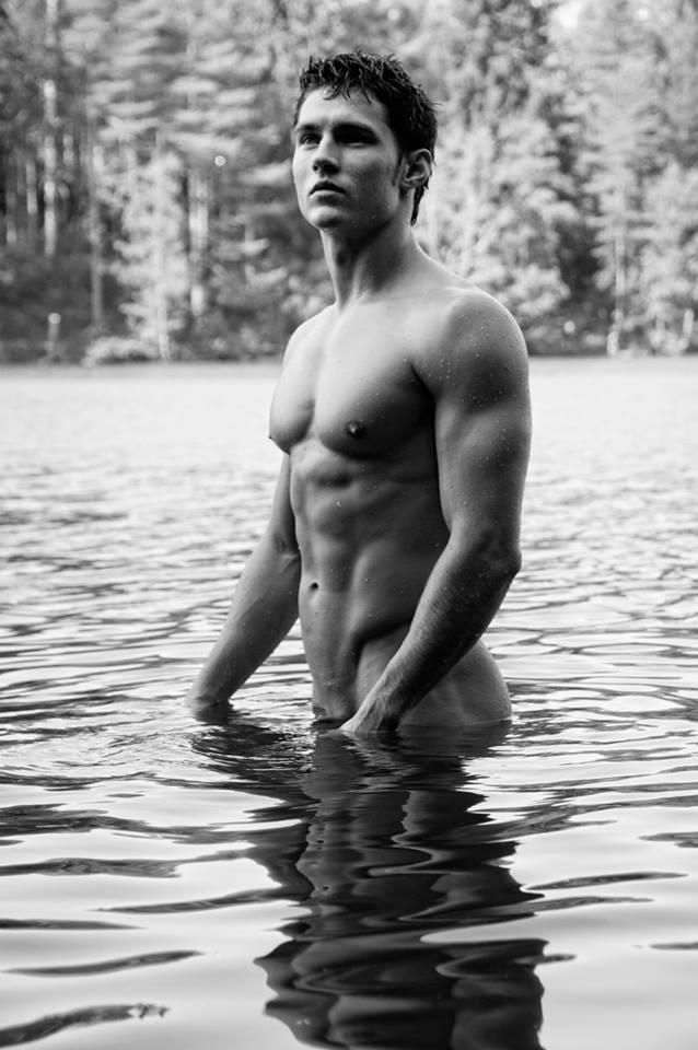 Are Erotic pictures of skinny dipping your