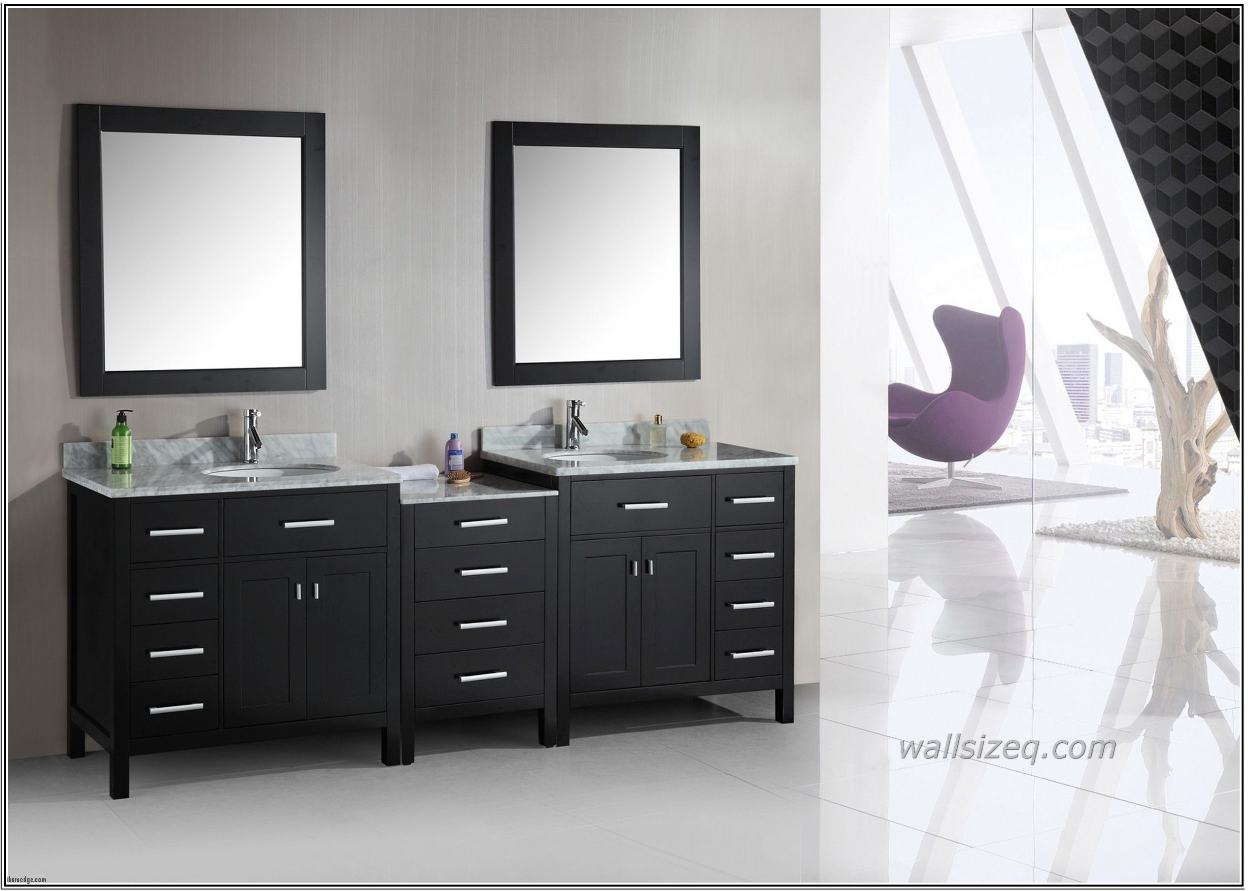 Best Elegant Bathroom Mirrors Ikea Vanity Ideas Corner Brown Double