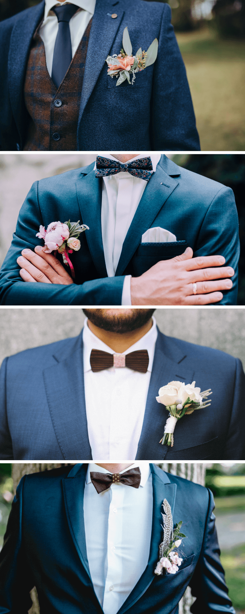 Groom Outfit: Ideas and Trends for the Wedding Suit