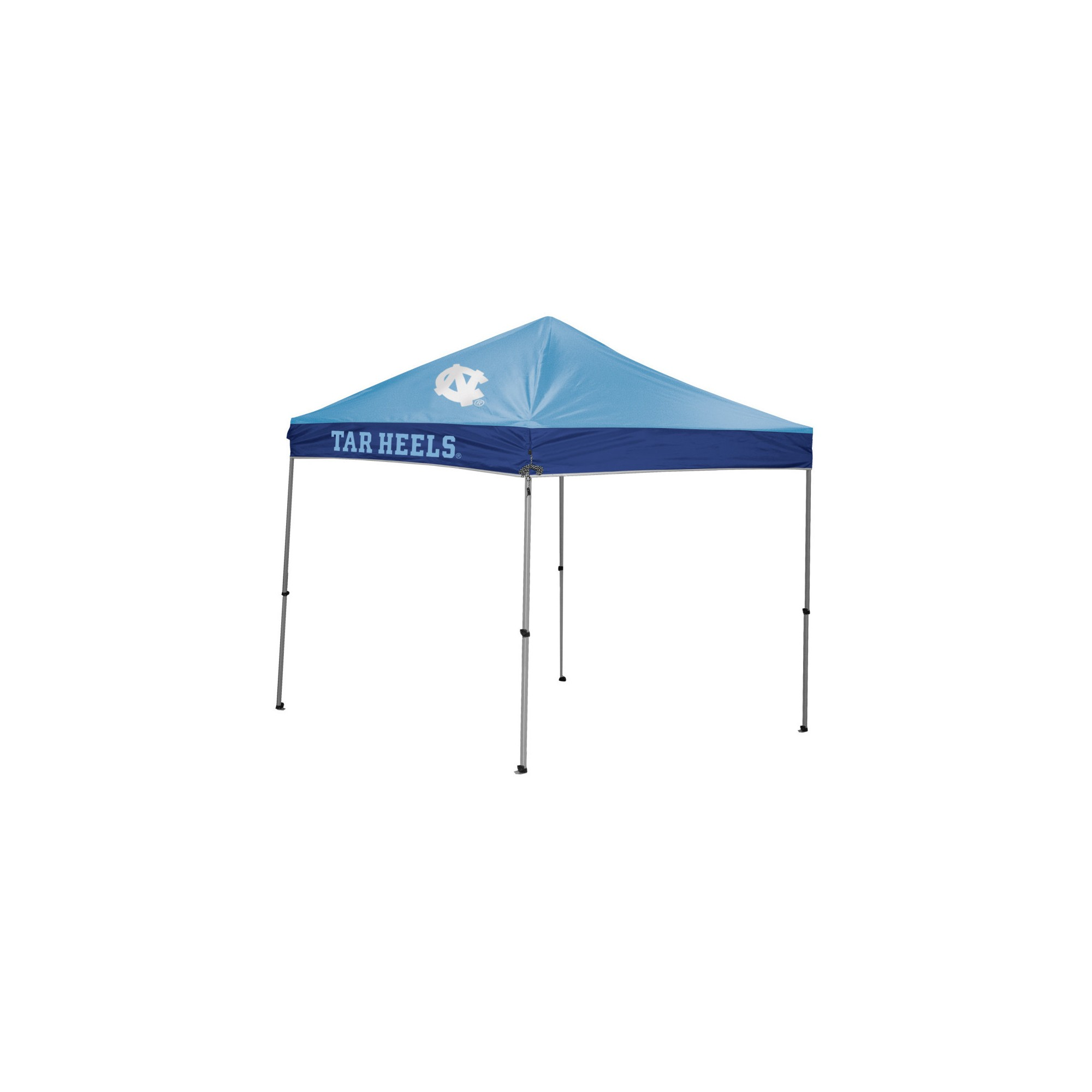 NCAA Rawlings 9u0027x9u0027 Pop Up Canopy Tent North Carolina Tar Heels  sc 1 st  Pinterest : carolina tent - memphite.com