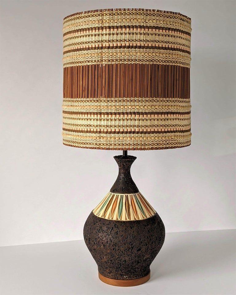 1950s Maria Kipp Table Lamp Shade Usa Lamp Table Lamp Shades Lamp Shade