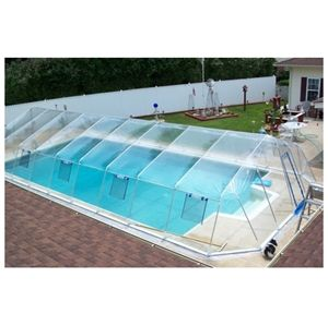 In Ground Pool Dome Enclosures