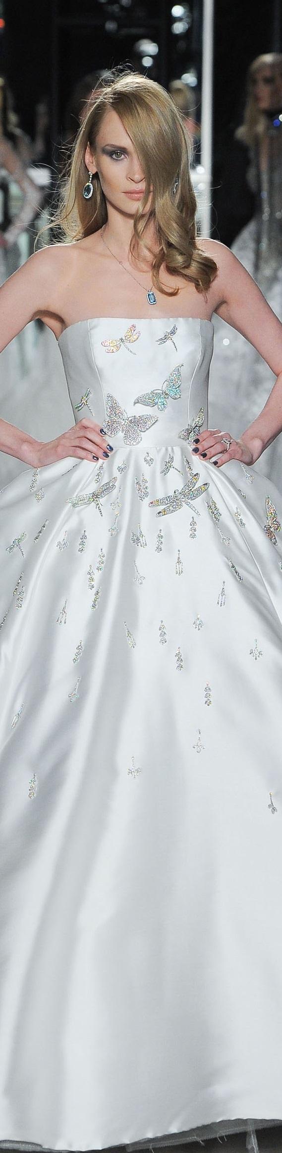 Reem acra spring bridal bridal gowns pinterest spring