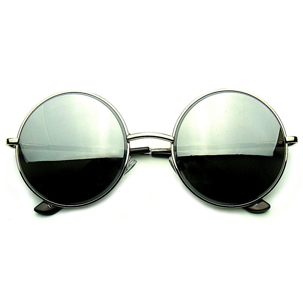 892668d860ef0 Round metal revo mirrored lens sunglasses that feature reflective mirror  silver and gold lenses. These high fashion classic round revo metal  sunglasses are ...
