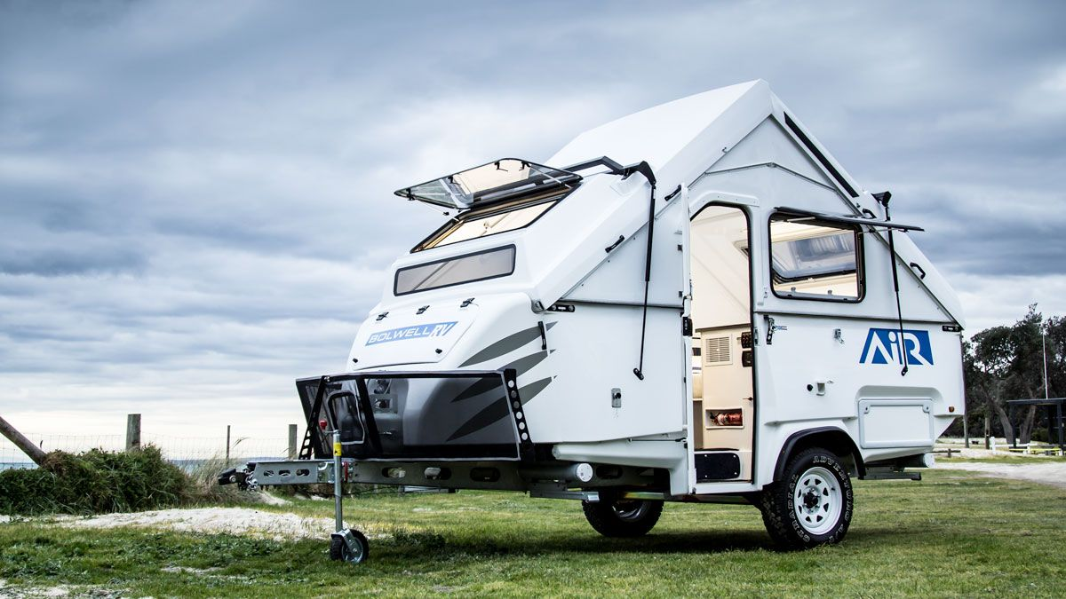 AIR - Compact Caravan Campertrailer | Vehicles - Campers & RV\'s ...