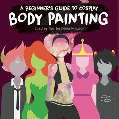 Photo of A Guide To: Cosplay Body Paint for Beginners by DinAmplified on DeviantArt