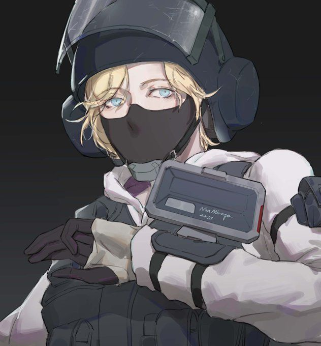 new op flair for r6 siege reddit by EDICH-art on DeviantArt