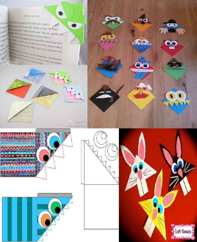 Separadores De Libros Muy Originales Scrapbook Gaming Logos Cool Stuff