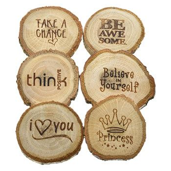 Bulk Inspirational Wooden Magnets  In At DollartreeCom
