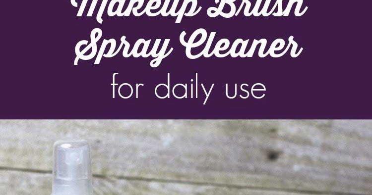 Photo of DIY Makeup Brush Cleaner Spray # diy #makeup # brush cleaner #spray – DIY Ma …