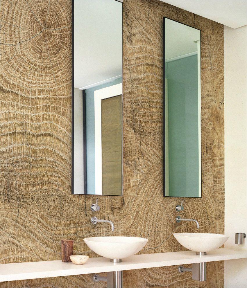 Tapeten im Badezimmer Super Idee see more: http://wohn-designtrend ...