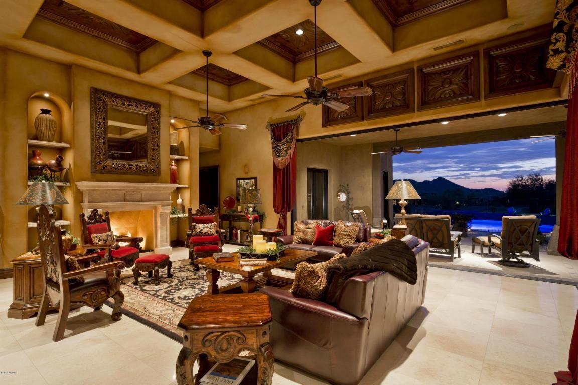 AZ Living Room | Arizona Living | Pinterest