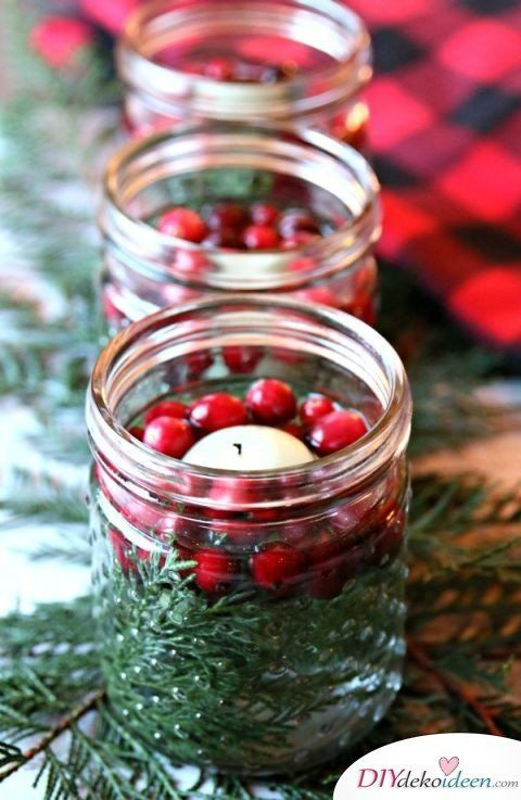 Photo of 15 atmospheric table decorating ideas for Christmas