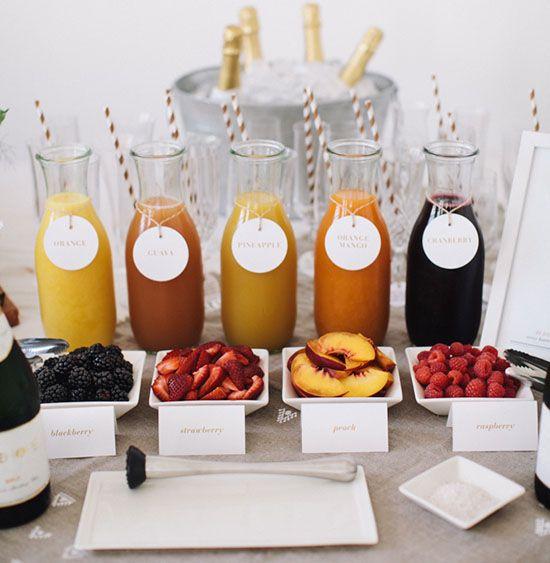 Breakfast Wedding Ideas: Tips For Throwing A Brunch Wedding Reception.