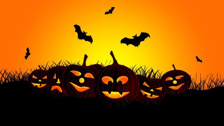 Halloween Backgrounds Free Download With Images Happy