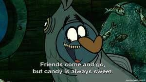 Friends Candy