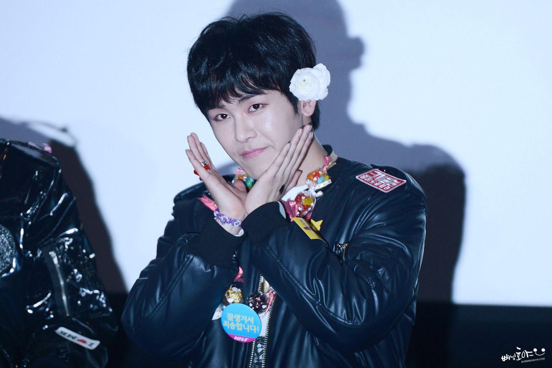 150208 #인피니트H – Hapjeong Fansign Event ❤